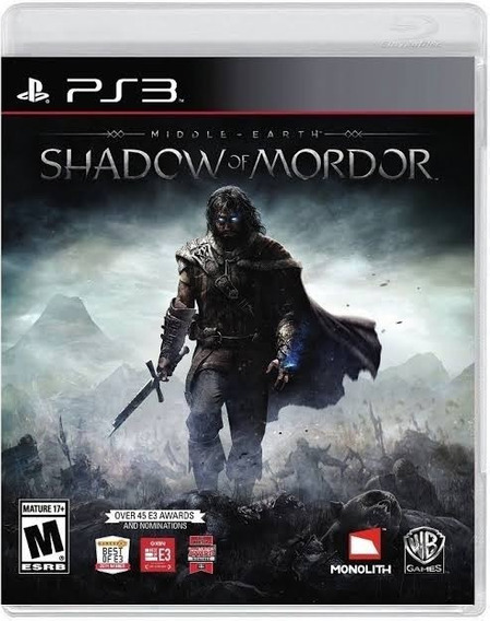 Middle-earth: Shadow Of Mordor Ps3 - Leia Descrição