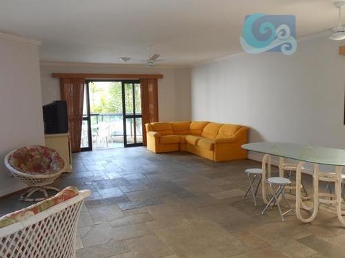 Imagem 1 de 13 de Apartamento À Venda - Praia Da Enseada - Guarujá. - Ap1687