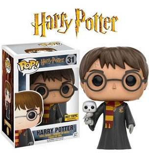 Funko Pop Harry Potter Con Lechuza Hedwig 31 Quidditch 08