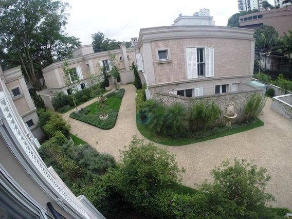 Casa Com 4 Dormitórios À Venda, 536 M² Por R$ 4.900.000 - Paineiras Do Morumbi - São Paulo/sp - Ca0029