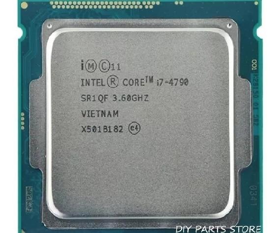 Processador Core I7 4790 Lga Socket 1150 3.6 A 4.0 Ghz Oem