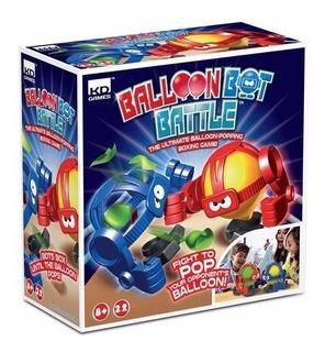 Balloon Bot Battle Next Point Original Mejor Precio!!