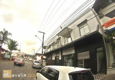 Sala Comercial Com 60m². - 6001830