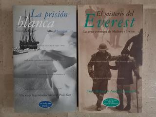El Misterio Del Everest Y La Prisión Blanca