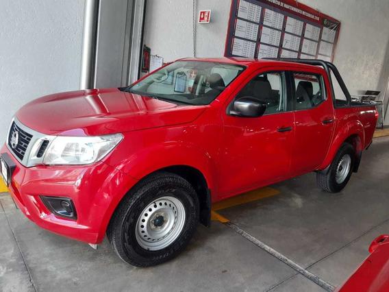 Nissan Np300 Frontier 2.5 Xe Aa Mt 2018