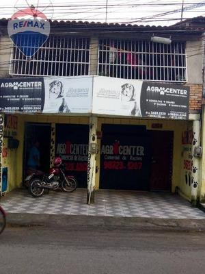 Ponto Comercial Proximo Ao Posto Ceará - Pt0002