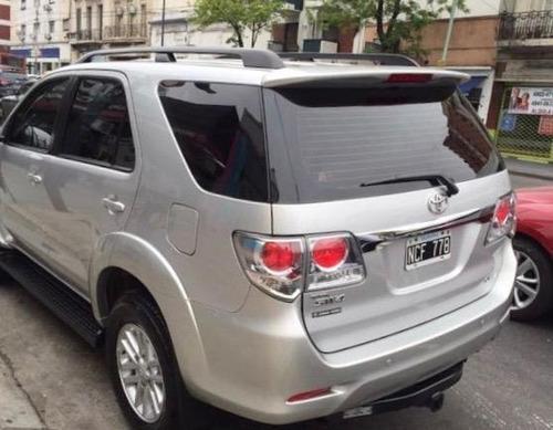 Toyota Sw4 2013 2.7 Srv Cuero Vvti 4x2 4at 5 As - B4