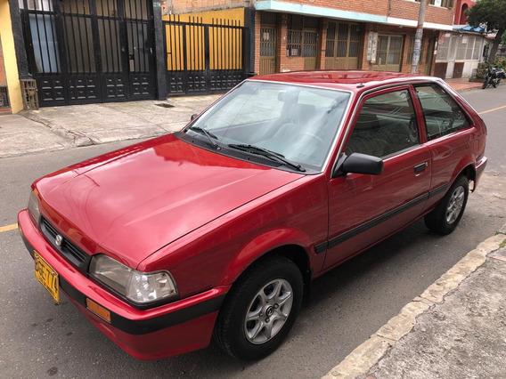 Mazda 323 Coupe 1996 Motor 1300cc Original, Excelente Estado