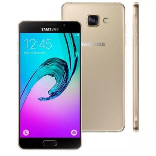 Smartphone Samsung Galaxy A5 2016 Vitrine - Dourado