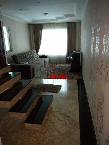 Imagem 1 de 19 de Sobrado Com 3 Dormitórios À Venda, 207 M² Por R$ 950.000,00 - Cidade Patriarca - São Paulo/sp - So2703