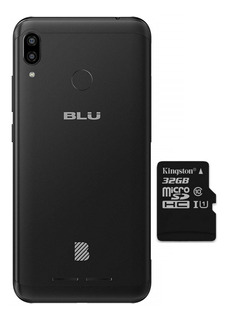 Blu Vivo Xl4 32gb 3gb Ram Android 8 Doble Sim 6.2 Pulgadas