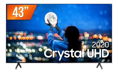 Smart Tv Led 43  Uhd 4k Samsung 43tu7000 2 Hdmi 1 Usb Wi-fi
