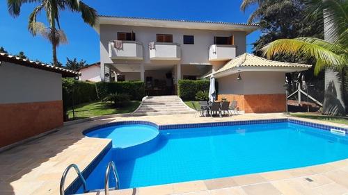 Casa Com 5 Dormitórios À Venda, 515 M² Por R$ 1.350.000,00 - Cafezal V - Itupeva/sp - Ca0424