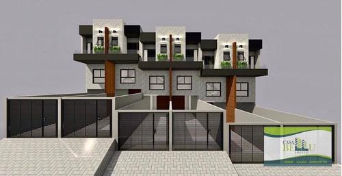 Casa Com 2 Dormitórios À Venda, 70 M² Por R$ 250.000,00 - Residencial Santo Antônio - Franco Da Rocha/sp - Ca0674