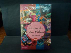 Box Fazendo Meu Filme ( Paula Pimenta ) 04 Volumes
