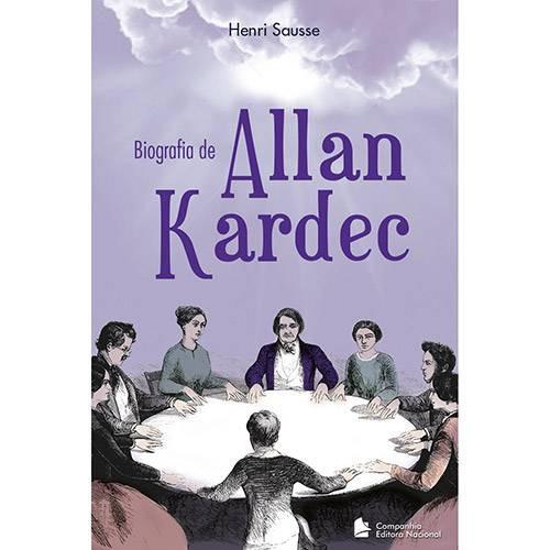 Livro - Biografia De Allan Kardec - Henri Sausse