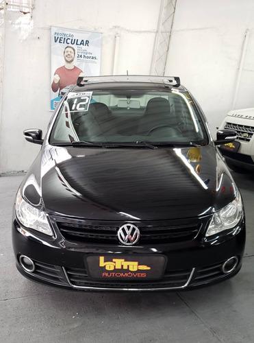 Imagem 1 de 10 de Volkswagen Voyage 1.6 Mi Trend 8v Flex 4p Manual
