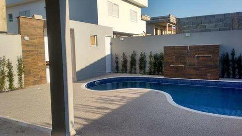 Casa De Condomínio Com 3 Dorms, Jd Guacyra, Itanhaém - R$ 1.1 Mi, Cod: 766 - V766