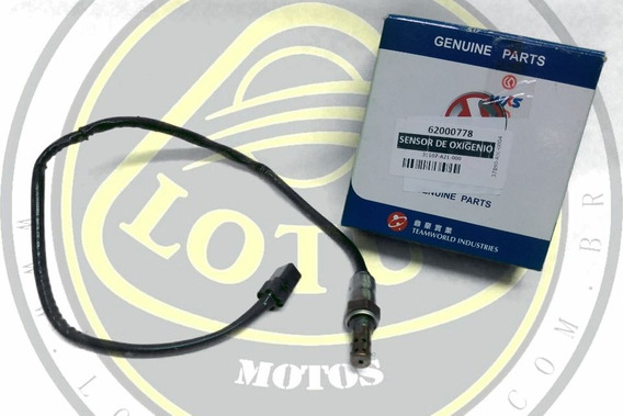 Sensor Oxigênio Sonda Lambda Dafra Maxsym 400 31107-a21-000