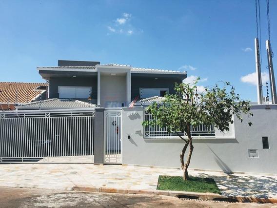 Casa À Venda Em Parque Das Flores - Ca261738