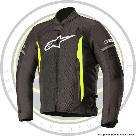 Jaqueta Proteção Moto Alpinestars T Faster Air Ventilada +nf
