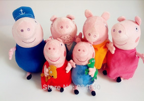 Familia Peppa Pig Vovô E Vovó