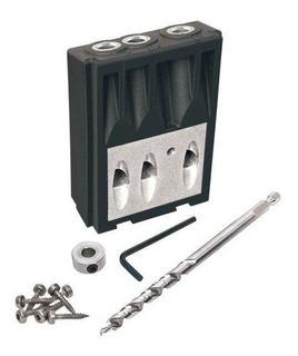 Gabarito Micro Drill Guide System Kjmicrodgb Kreg