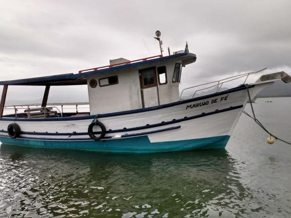 Barco Traineira Pesca Esportiva