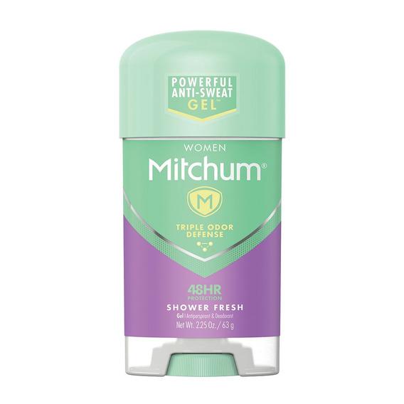 Desodorante Antitranspirante Mujer Clear Gel 63 G Mitchum