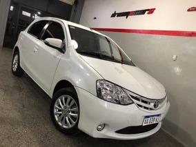 Toyota Etios 1.5 Xls Mt - Impecable - Igual A 0km