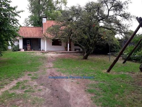 Medanos De Solymar Venta Casa 2 Dormitorios