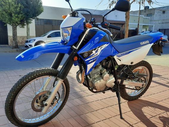 Yamaha Xtz 250 -muy Buen Estado-