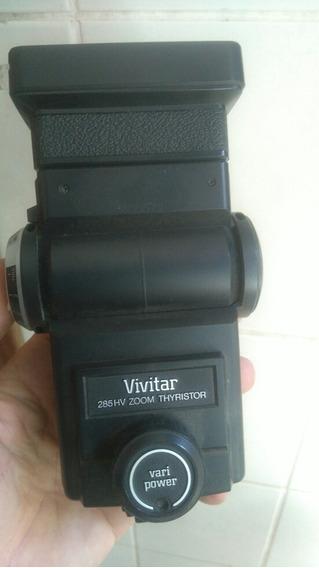 Flash Vivitar 285 Hv