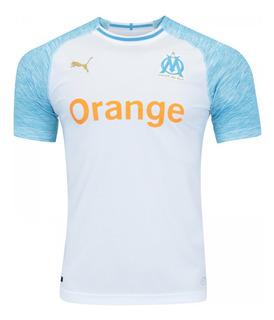 Camisa Olympique Marseille 2018 / 2019 Versão Torcedor Puma