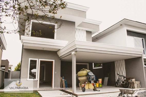 Casa À Venda - Urbanova - São José Dos Campos/sp - Ca0113