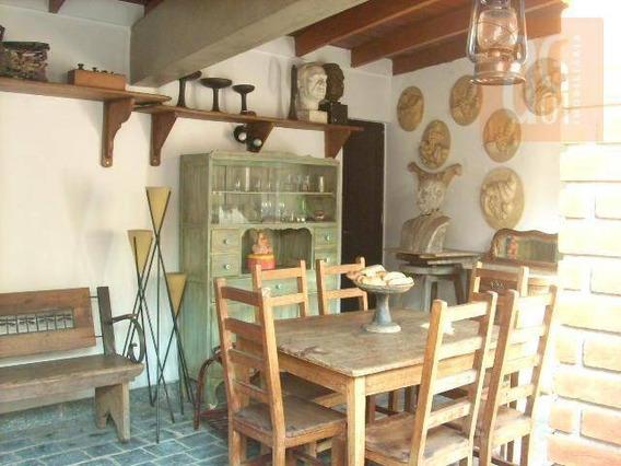 Casa Térrea Próximo Ao Metrô Vila Madalena - Ca0086