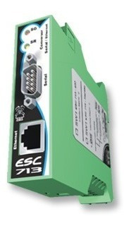Conversor Serial / Ethernet, Esc713
