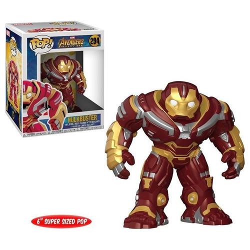 Funko Pop Avengers Infinity War  Hulkbuster 6 #294