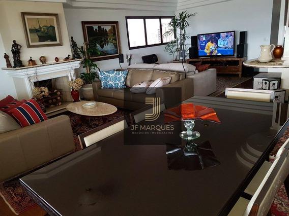 Belíssimo Apartamento, 278 M² Em Alphaville - Ap0049