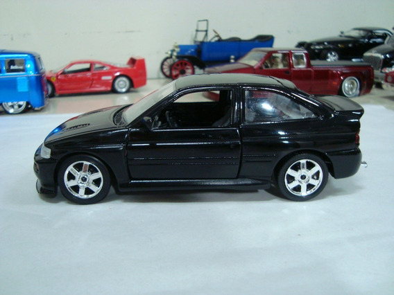 Miniatura Ford Escort Rs Cossworth 1/24 Maisto Raro #j41