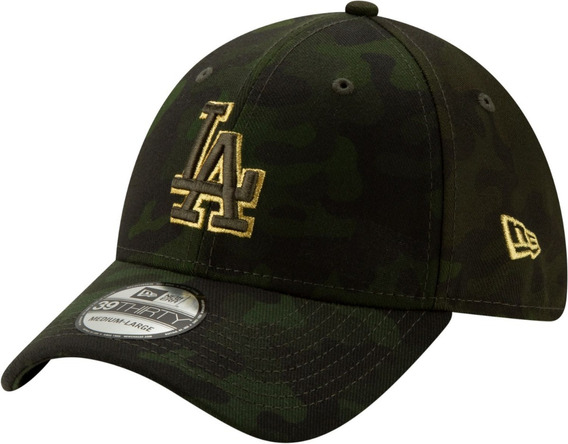 Gorra New Era La Dodgers Armed Forces Talla M/l