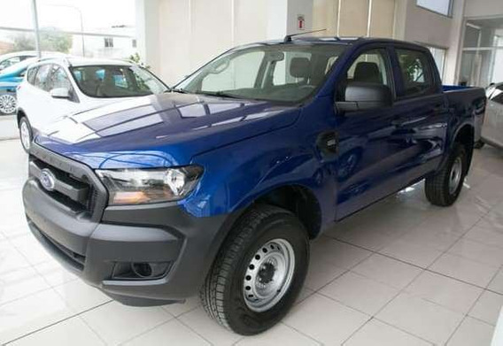 Ford Ranger Xl 2.5 Nafta 4x2 Cabina Doble 0km 2020 As1