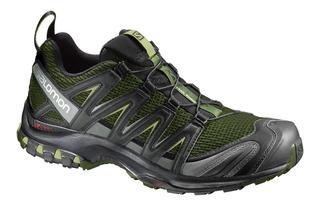 Zapatillas De Trail Y Running Salomon Xa Pro 3d De Hombre