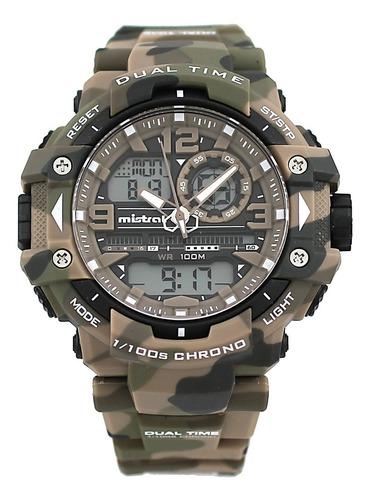 Reloj Mistral Gadg-13614cm-03 Ag Of Local Barrio Belgrano