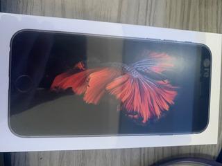 iPhone 6s 32gb Cinza-espacial Lacrado 1 Ano De Garantia