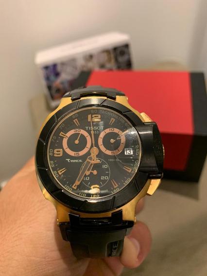 Relógio Tissot T-race Rosé Original