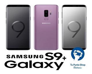 Samsung S9+ 6gb+64gb Liberado Para Todas Dual-sim Tienda