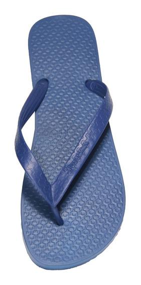 Ojota Ipanema Classica Masc Azul / Azul Marino