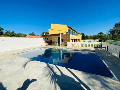 Imagem 1 de 28 de Chácara Com 4 Dormitórios À Venda, 1000 M² Por R$ 670.000,00 - Centro - Ibiúna/sp - Ch0199