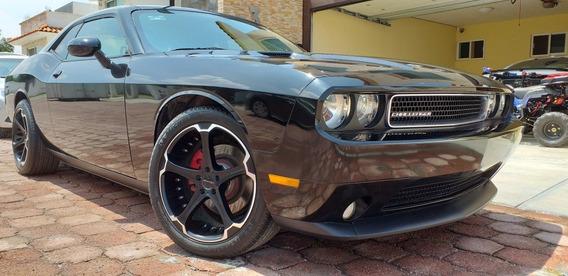 Dodge Challenger 3.6 Sxt V6 At 2014